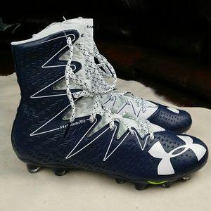 cb8eb8fa5 Under Armour Shoes - NEW Under Armour UA highlight MC Football Cleats